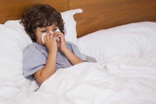 Hoe weet je of je allergisch bent voor huisstofmijt?
