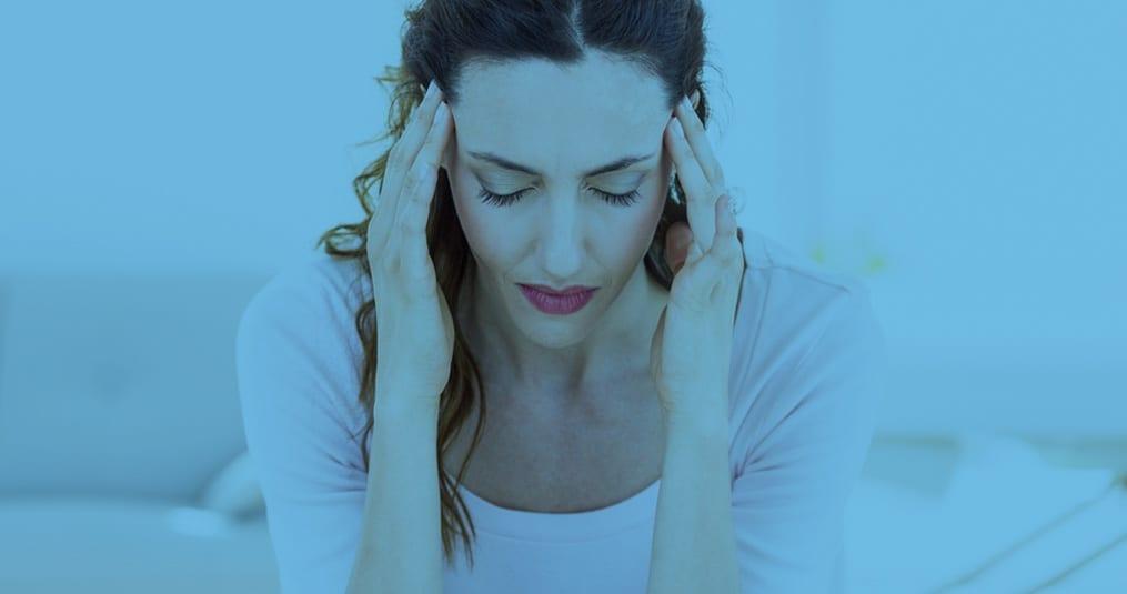 hoofdpijn door huisstofmijt