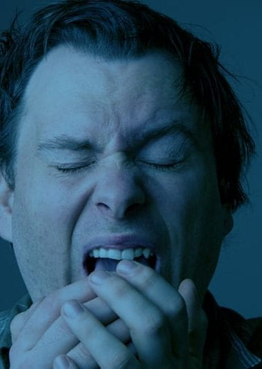 niesbuien door huisstofmijt